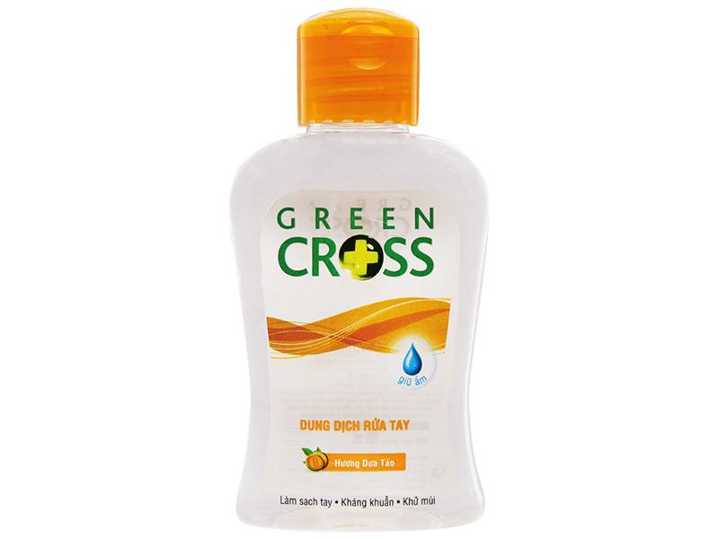 Gel rửa tay khô Green Cross