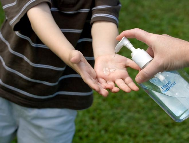 Review nước rửa tay
