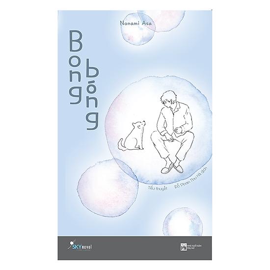 Bìa sách Bong bóng của tác giả Izumi.