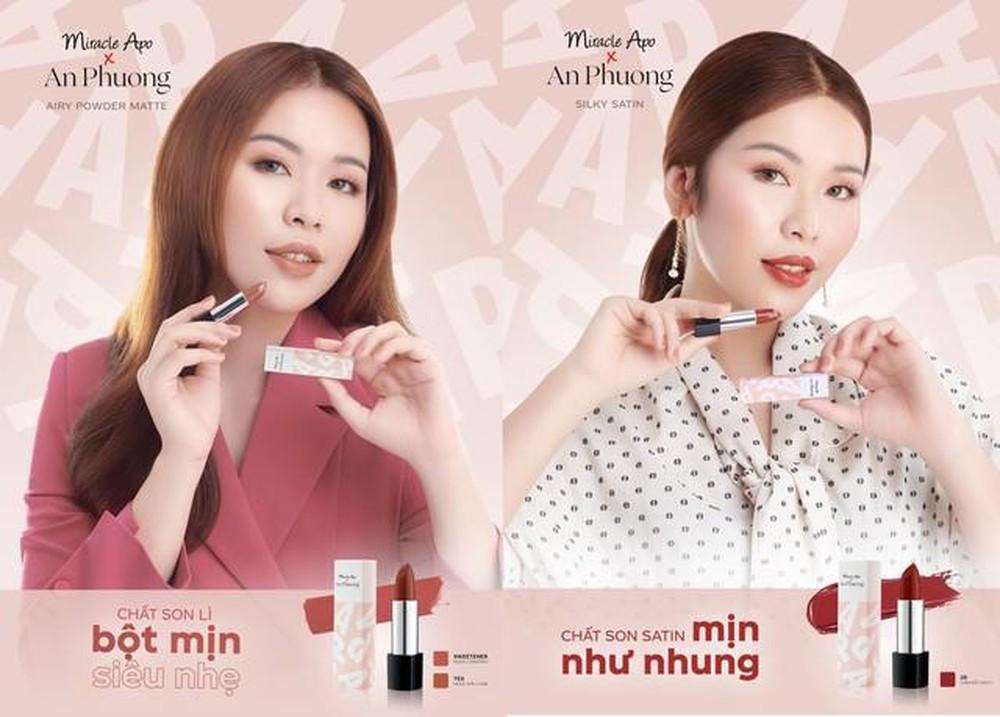 BST Miracle Apo x An Phương và Miracle Apo x Chloe Nguyễn