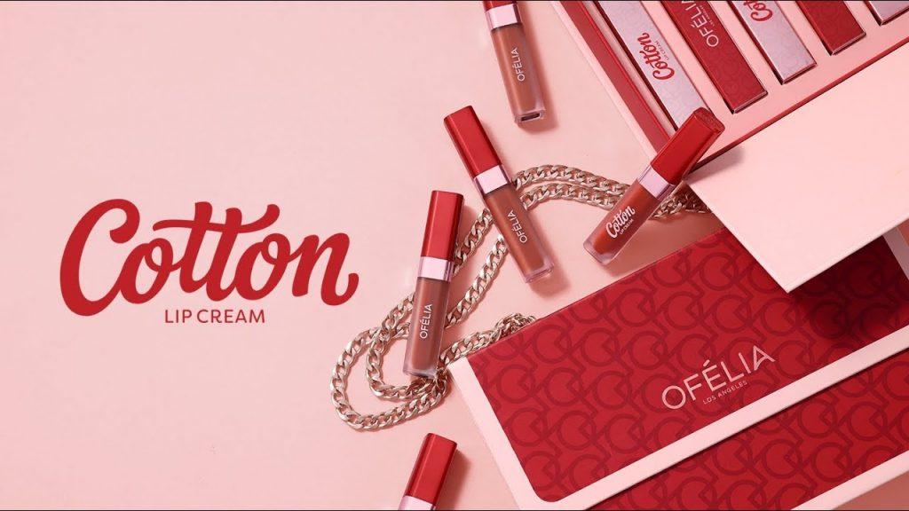 BST OFÉLIA Cotton Lip Cream