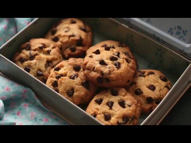 Cách làm món bánh quy chocolate ăn là ghiền