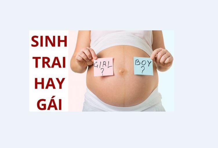 Mẹo hay giúp bạn sinh con theo ý muốn