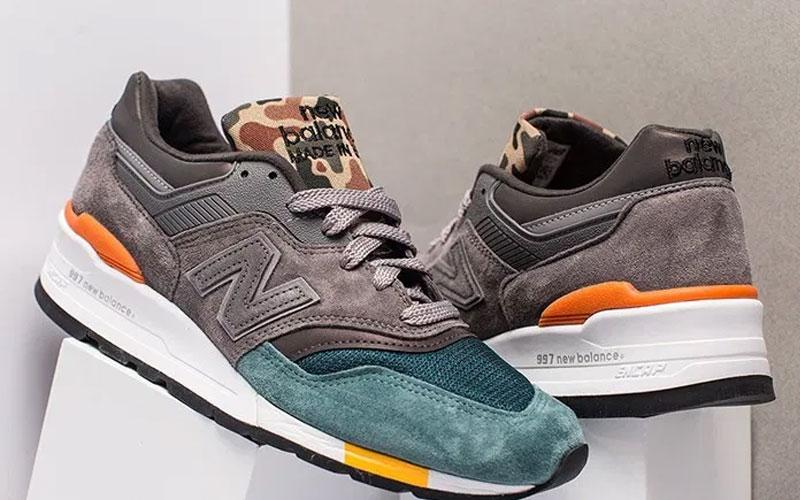Đôi giày Sneaker New Balance