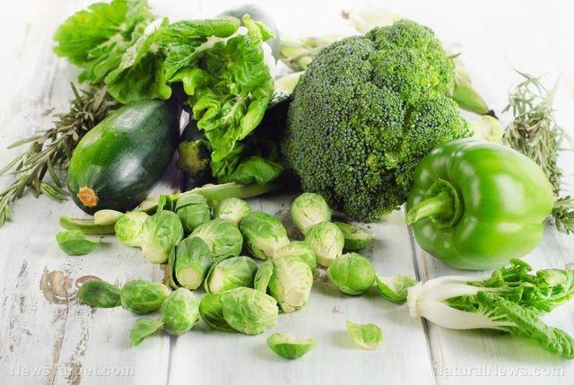 Bảo quản rau xanh