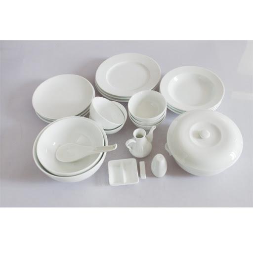 Các loại bát, cốc, tô, hộp sứ