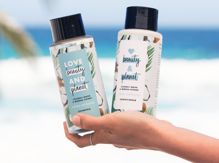 Dầu gội và dầu xả dưỡng ẩm và giúp tóc bồng bềnh Volume And Bounty