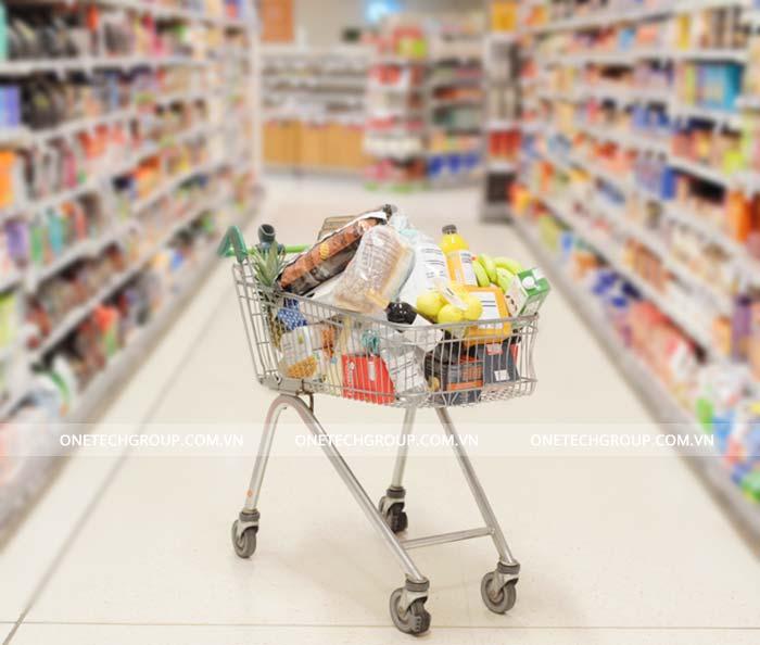 Xe đẩy siêu thị là gì