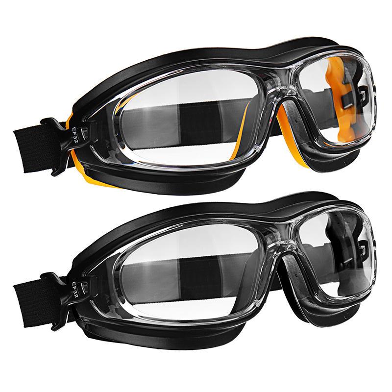 Đeo kính bảo hộ mắt khi làm việc ngoài trời, sản xuất, xây dựng