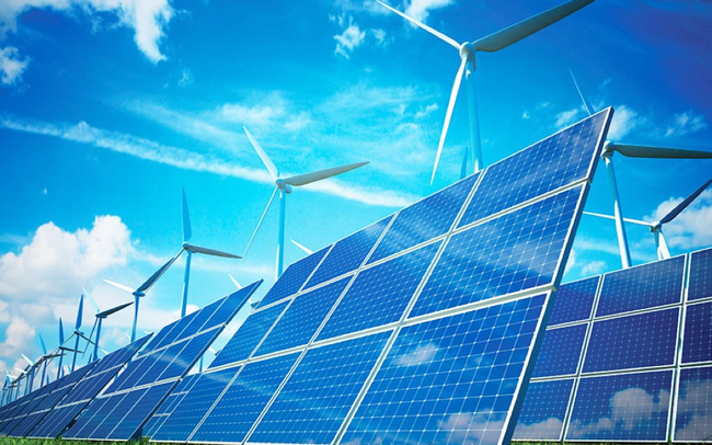 Pin mặt trời giúp tiết kiệm điện