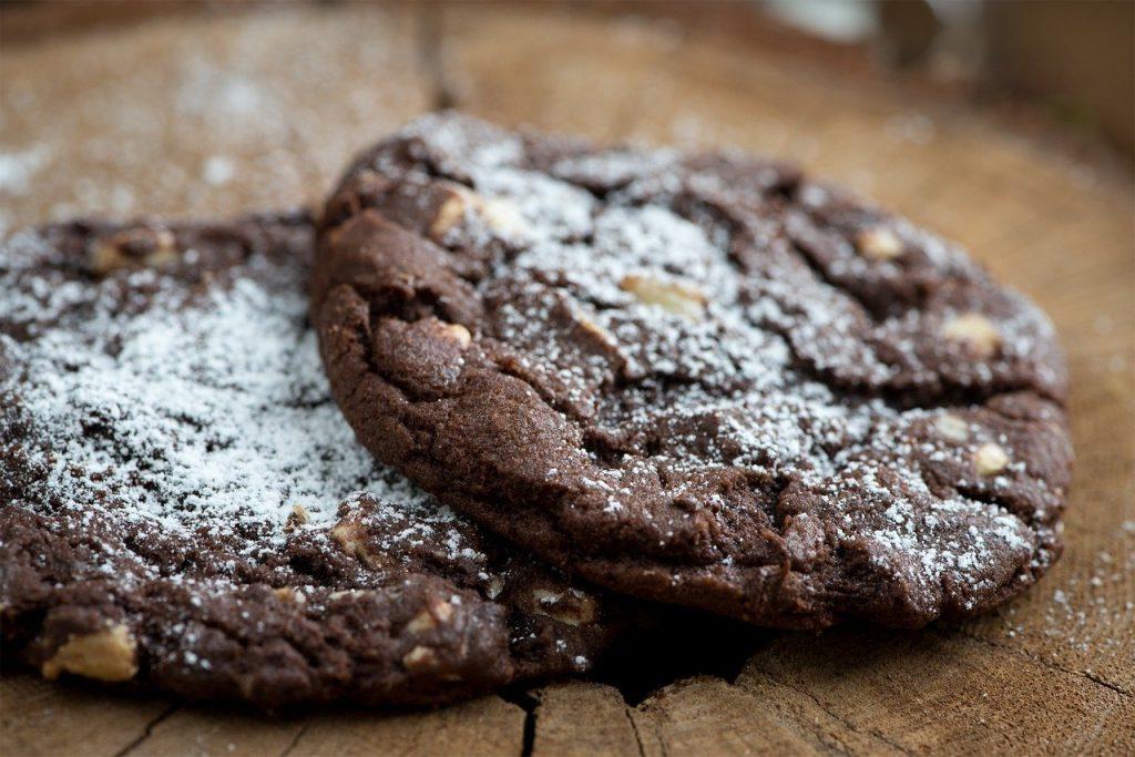 Bánh socola không đường không béo