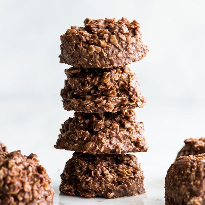 Món bánh quy dinh dưỡng không lo béo