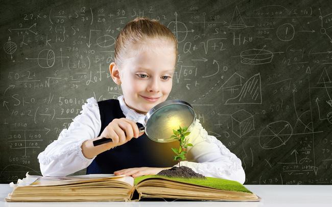 giáo sục sớm có thể tạo nên thiên tài