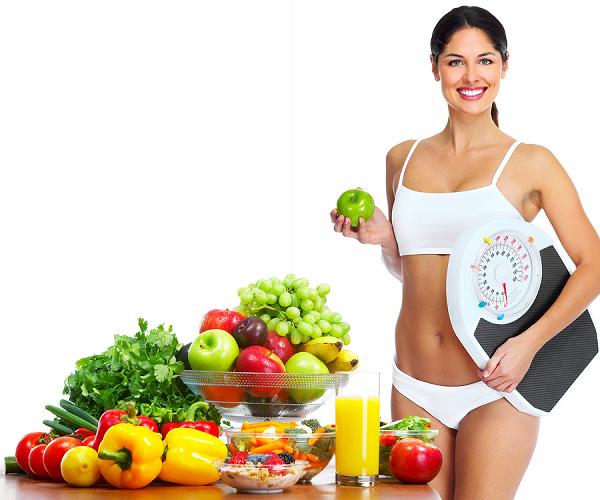 Vừa ăn vừa giảm cân