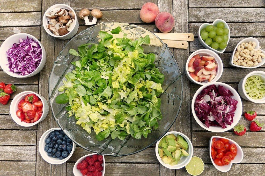 Ăn thêm chất xơ để cân bằng dinh dưỡng