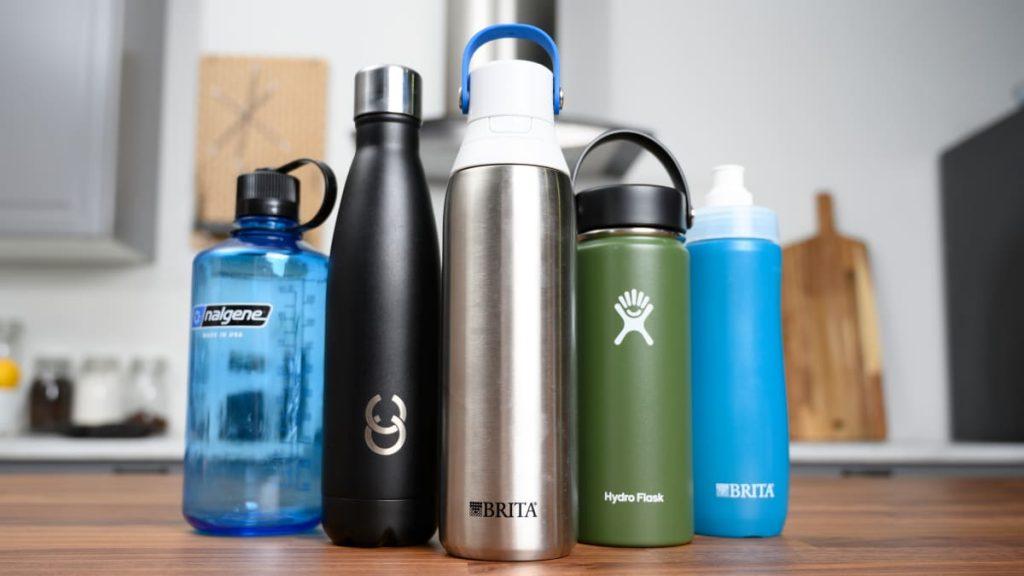 Cách chọn mua bình đựng nước an toàn