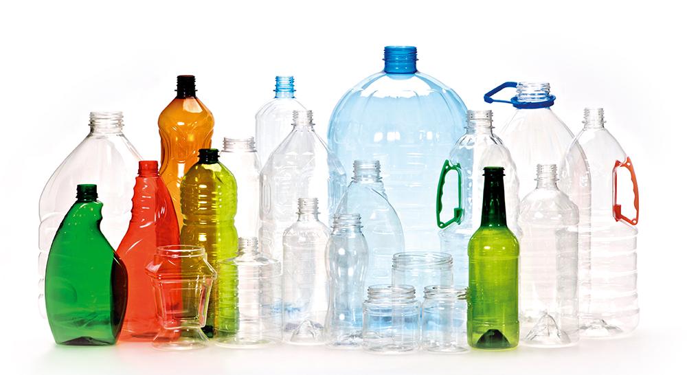 Nhựa PET chỉ nên sử dụng một lần