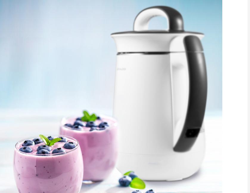 Máy làm sữa đậu nành lock&lock cho ly sữa thơm ngon