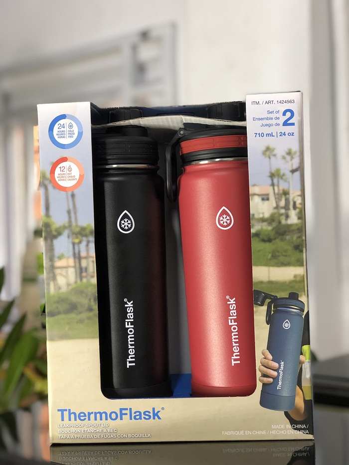Bình giữ nhiệt Thermo Flask