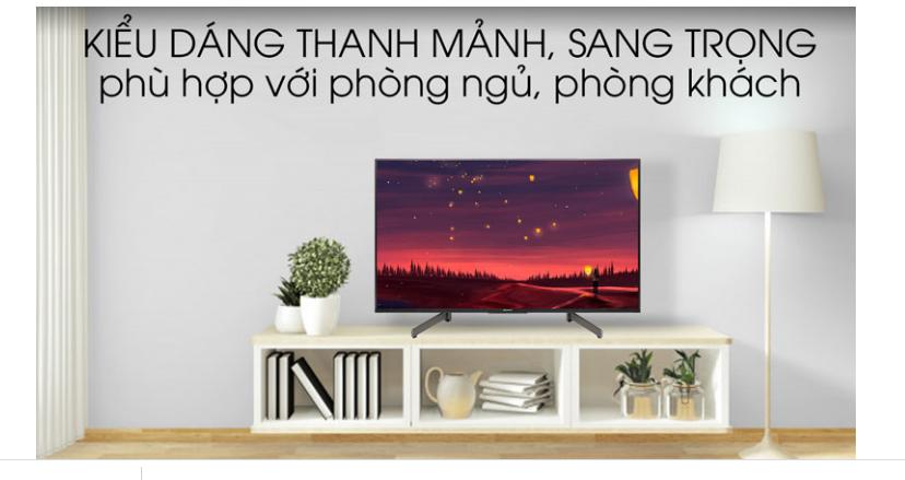 Smart Tivi Sony 4K 49 inch KD 65X7000G