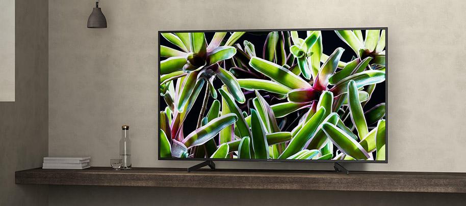 Smart Tivi Sony 4K 65 inch KD 65X7000G hiện đại, cực đẹp