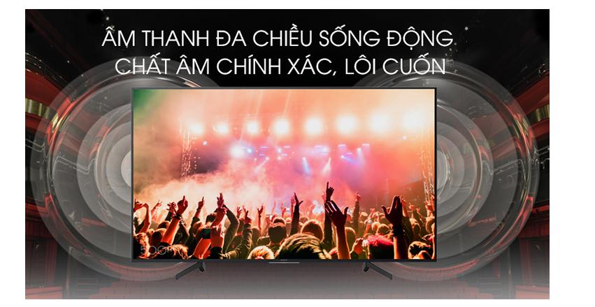 Tivi Sony 43 inch cho bạn trải nghiệm ấn tượng