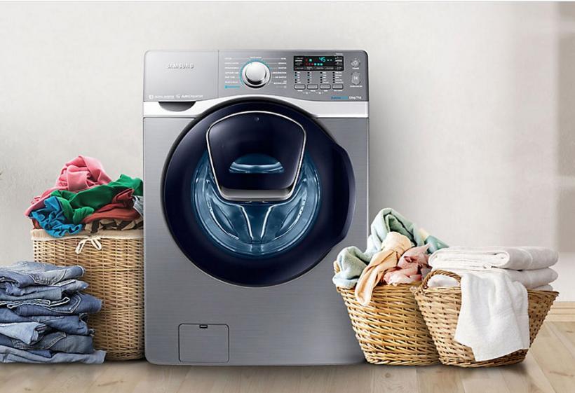 Máy giặt Samsung Inverter 17 kg WD17J7825KPSV