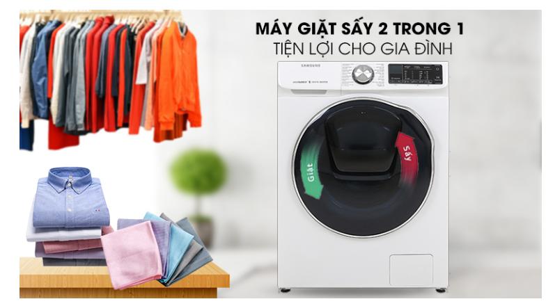 Máy giặt sấy Samsung Addwash Inverter 10.5 Kg