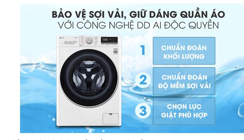 Máy giặt sấy được yêu thích hiện nay