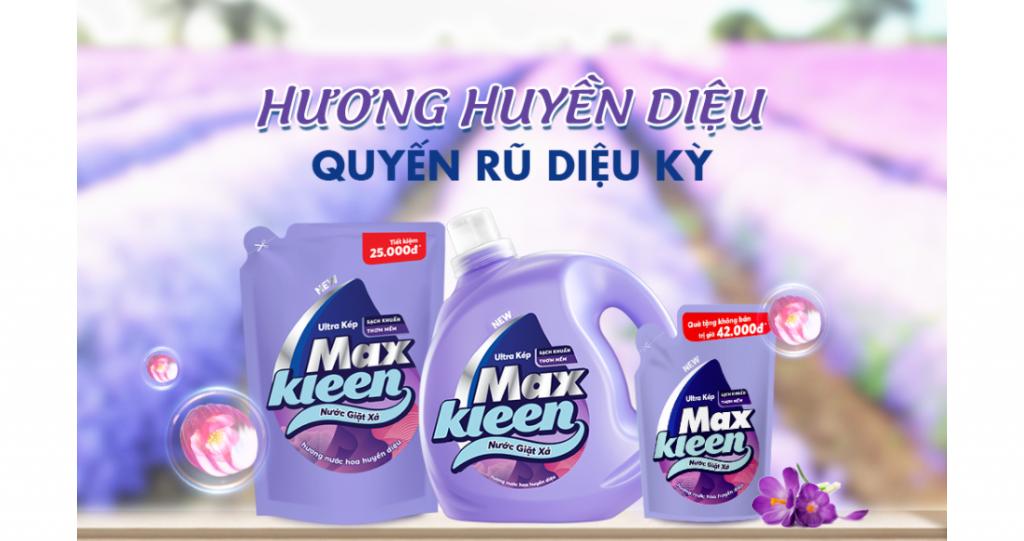 Nnước giặt xả Maxkleen có nên dùng không