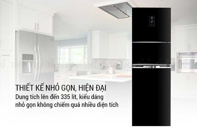 Tủ lạnh Electrolux Inverter 337 lít EME3700H H