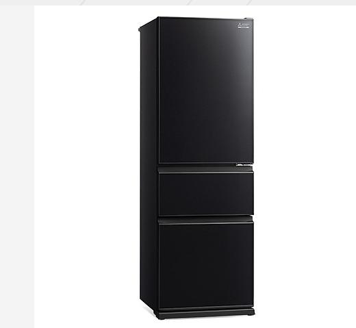 Tủ lạnh Inverter Mitsubishi Electric MR CGX41EN GBK dung tích 330 lít