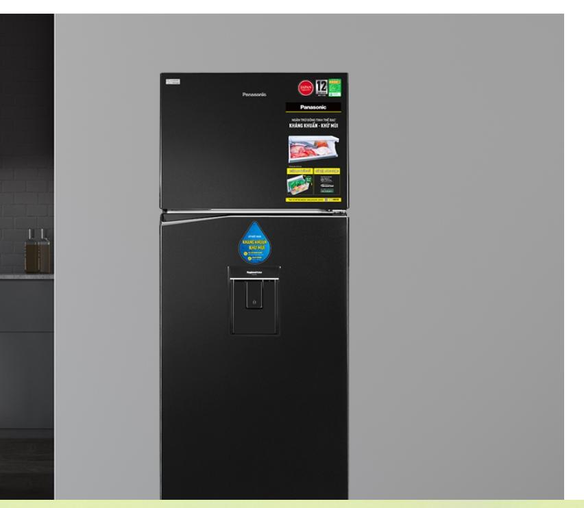 Tủ lạnh Panasonic Inverter 326 lít
