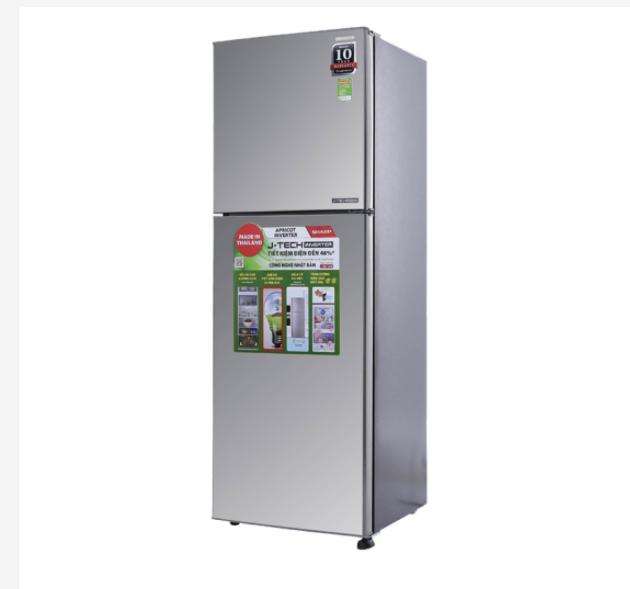 Tủ Lạnh Inverter Sharp SJ X346E SL giá tốt chất lượng